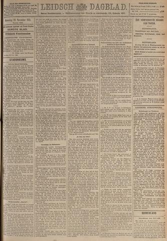 Leidsch Dagblad 1921-11-28