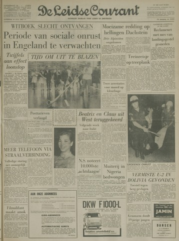 Leidse Courant 1966-07-30