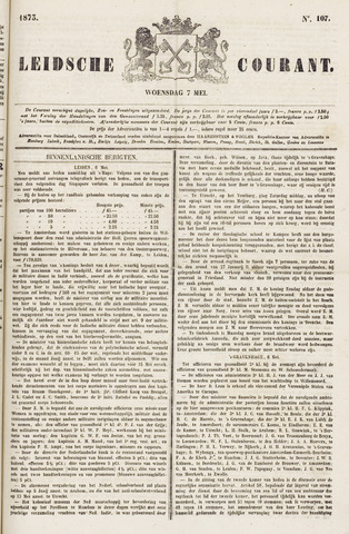 Leydse Courant 1873-05-07