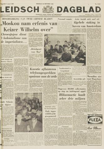 Leidsch Dagblad 1963-10-22