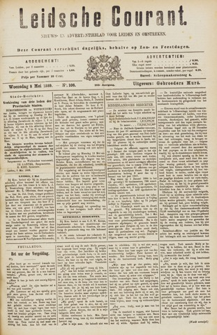 Leydse Courant 1889-05-08