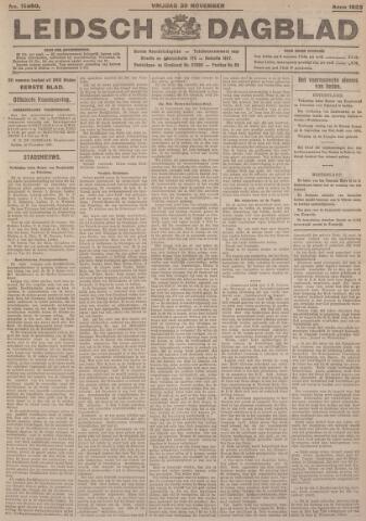 Leidsch Dagblad 1923-11-30