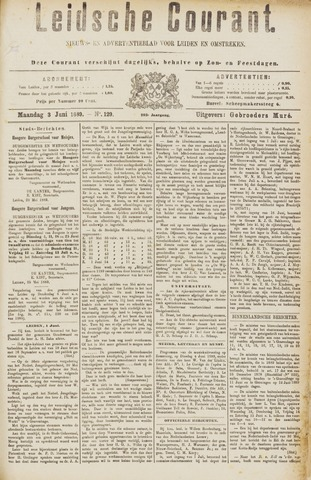 Leydse Courant 1889-06-03