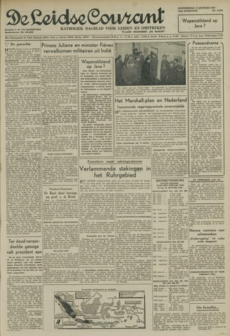 Leidse Courant 1948-01-15