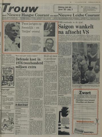 Nieuwe Leidsche Courant 1975-04-30