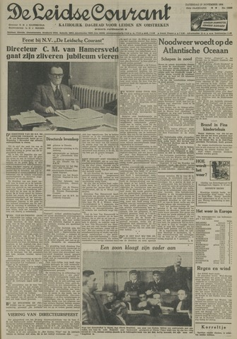 Leidse Courant 1954-11-27
