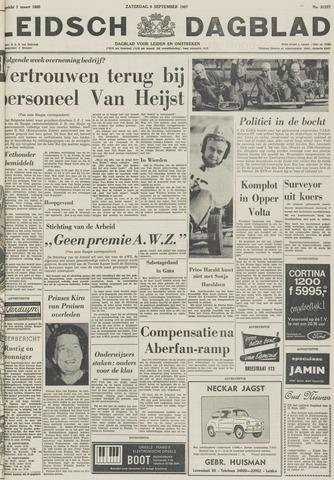 Leidsch Dagblad 1967-09-09