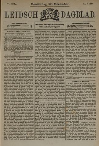 Leidsch Dagblad 1880-12-23