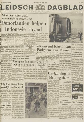 Leidsch Dagblad 1967-06-21