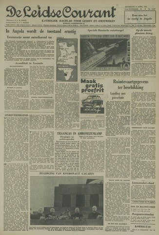 Leidse Courant 1961-04-15