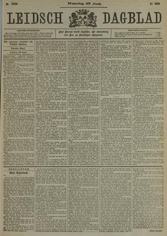 Leidsch Dagblad 1909-06-28