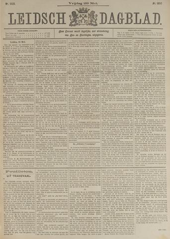 Leidsch Dagblad 1896-05-29