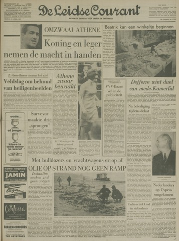 Leidse Courant 1967-04-21
