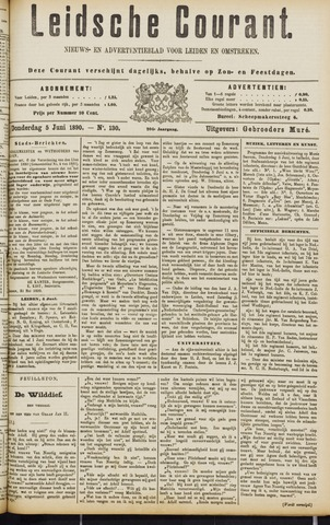 Leydse Courant 1890-06-05