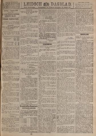 Leidsch Dagblad 1920-08-07