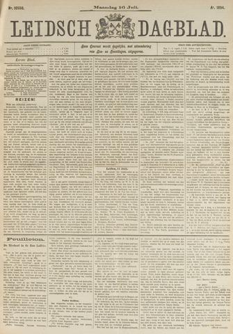 Leidsch Dagblad 1894-07-16