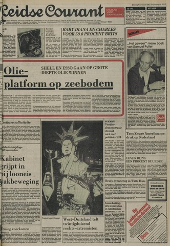 Leidse Courant 1981-11-07