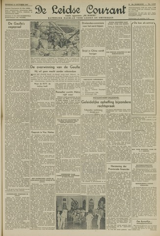 Leidse Courant 1947-10-21