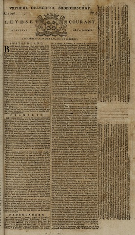 Leydse Courant 1796-01-13