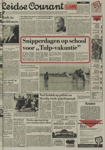 Leidse Courant 1988-08-19