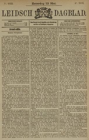 Leidsch Dagblad 1882-05-13