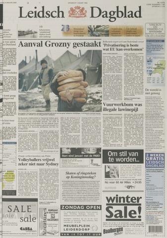 Leidsch Dagblad 2000-01-08
