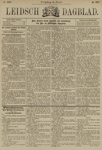 Leidsch Dagblad 1890-06-06