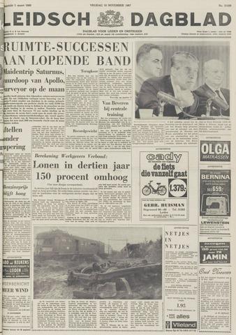 Leidsch Dagblad 1967-11-10