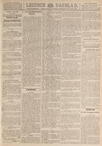 Leidsch Dagblad 1919-03-01