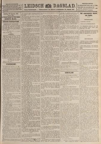 Leidsch Dagblad 1921-08-20