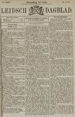 Leidsch Dagblad 1882-07-10
