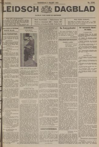 Leidsch Dagblad 1933-03-09