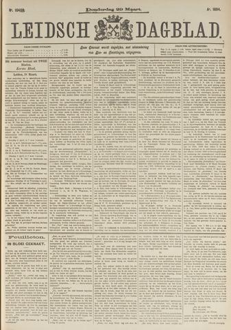 Leidsch Dagblad 1894-03-29
