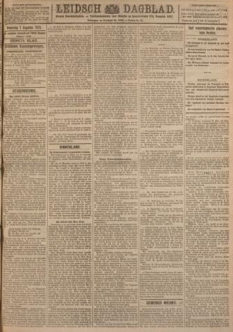 Leidsch Dagblad 1923-08-01