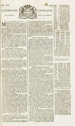 Leydse Courant 1826-12-04