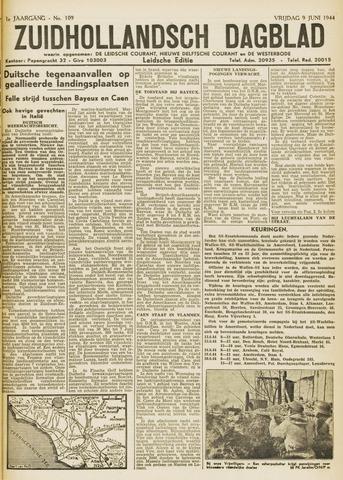 Zuidhollandsch Dagblad 1944-06-09
