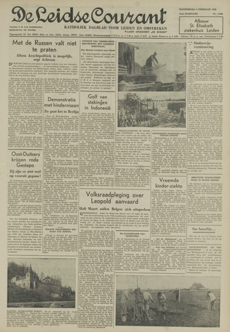 Leidse Courant 1950-02-09