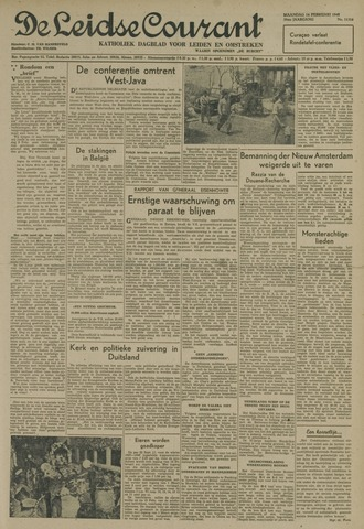 Leidse Courant 1948-02-16