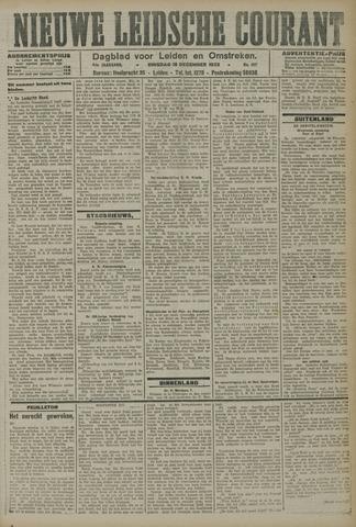 Nieuwe Leidsche Courant 1923-12-18