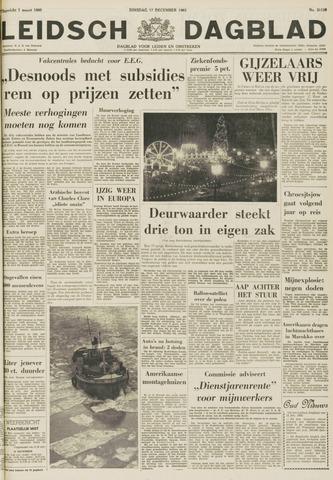 Leidsch Dagblad 1963-12-17