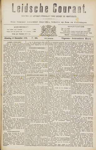 Leydse Courant 1889-12-17