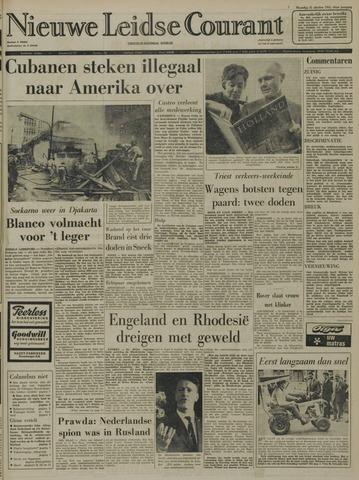 Nieuwe Leidsche Courant 1965-10-11