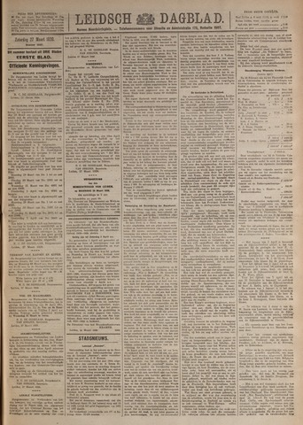 Leidsch Dagblad 1920-03-27