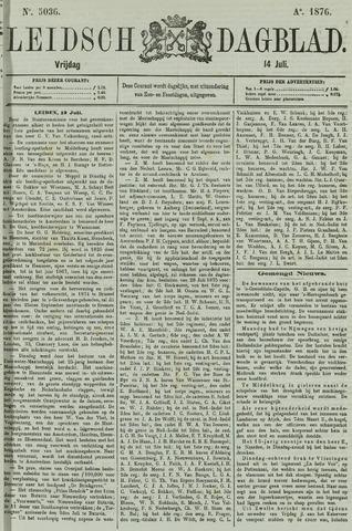 Leidsch Dagblad 1876-07-14