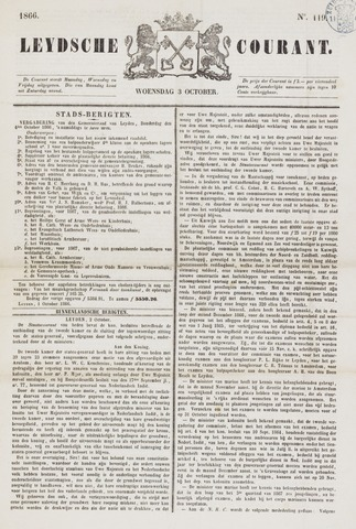 Leydse Courant 1866-10-03