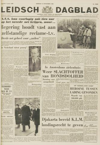 Leidsch Dagblad 1962-11-13