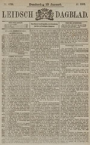 Leidsch Dagblad 1882-01-19