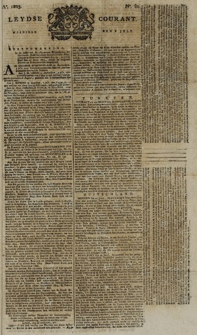 Leydse Courant 1803-07-06