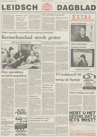 Leidsch Dagblad 1988-01-16