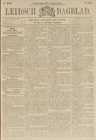 Leidsch Dagblad 1893-08-15